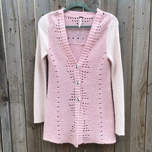 Great condition Free People cardigan.